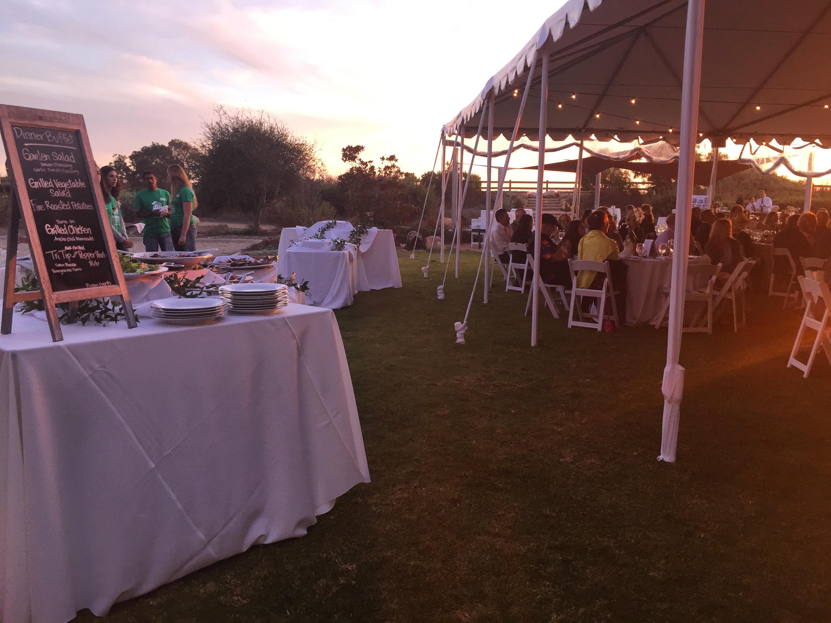 Denim & Diamonds gala at Procore for Habitat for Humanity Santa Barbara