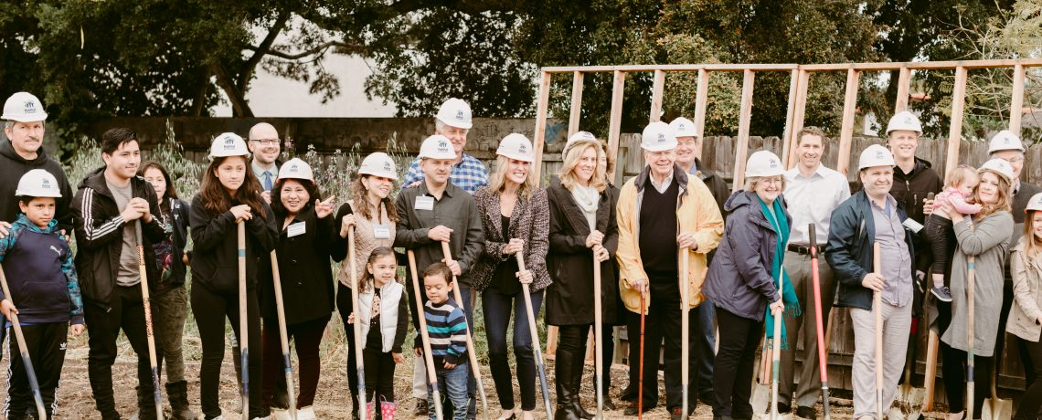 Habitat for Humanity Breaks Ground on New Affordable Homes