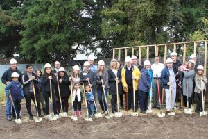 Habitat for Humanity breaks ground in Carpinteria