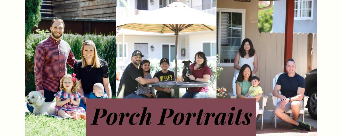 Porch Portraits