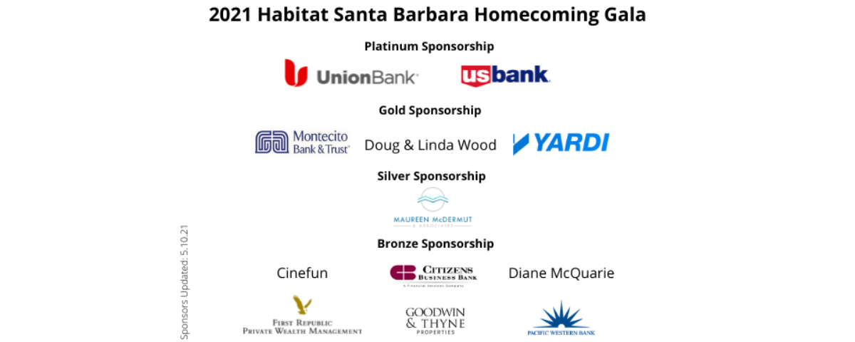 Virtual Habitat Homecoming Gala