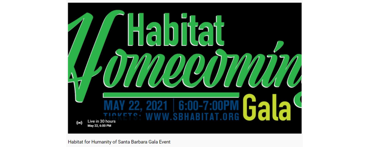 Watch our Virtual Homecoming Gala!